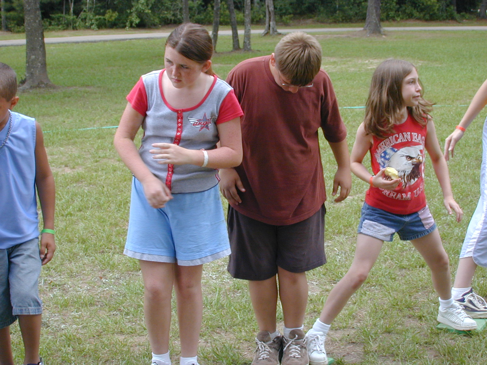 2004 Houston Preteen Camp